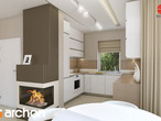 projekt Dom w rododendronach 15 Aranżacja kuchni 1 widok 2