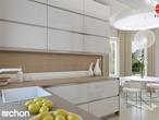 projekt Dom w rododendronach 15 Aranżacja kuchni 1 widok 3