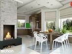 projekt Dom w rododendronach 15 Aranżacja kuchni 2 widok 1