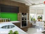 projekt Dom w rododendronach 15 Aranżacja kuchni 2 widok 2