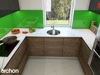 projekt Dom w rododendronach 15 Aranżacja kuchni 2 widok 4