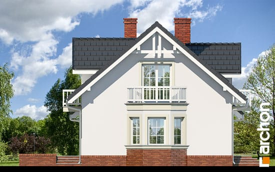 Projekt dom w rododendronach 15 ver 2  266