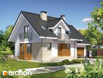 projekt Dom w rododendronach 15 Stylizacja 3