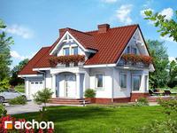 Projekt dom w kosowce  259