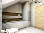 projekt Dom w wisteriach 2 Wizualizacja łazienki (wizualizacja 3 widok 4)