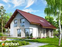 Projekt dom w wisteriach 2 ver 2  259