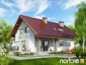 Projekt dom w wisteriach 2 ver 2  260lo