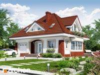 Projekt dom w koniczynce 3  259
