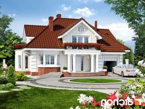 Projekt dom w wiciokrzewie  252lo