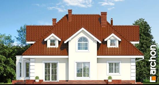 Projekt dom w wiciokrzewie  267