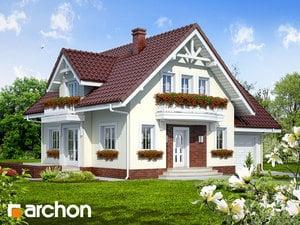 projekt Dom w antonówkach 2 (G)