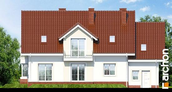 Elewacja ogrodowa projekt dom w kaliach 2 ver 2  267
