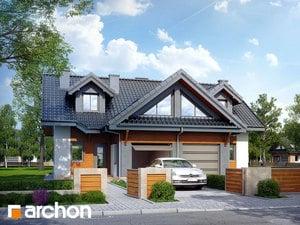 projekt Dom w klematisach 5