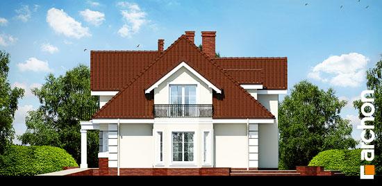 Projekt dom w wiciokrzewie g2  265