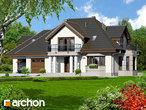 projekt Dom w wiciokrzewie (G2) Stylizacja 3