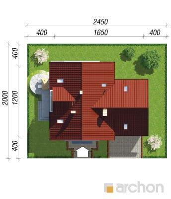 projekt Dom w oregano sytuacja