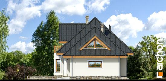 Projekt dom w awokado g  265