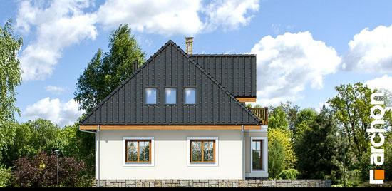 Projekt dom w awokado g  266