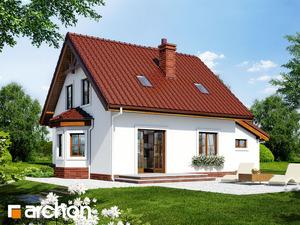 Projekt dom w poziomkach 3 g  260