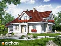 Projekt dom w werbenach 3  259