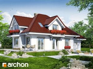 Projekt dom w werbenach 3  260