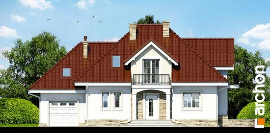 Projekt dom w werbenach 3  264