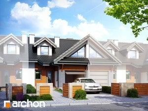 projekt Dom w klematisach 5 (S)
