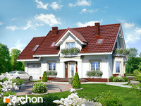 Projekt dom pod zlotokapem  259