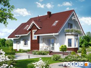 Projekt dom pod zlotokapem  260lo