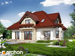 Projekt dom w nagietkach 3  260