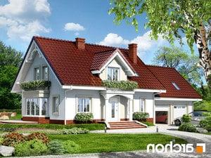 Projekt dom w werbenach 2 g2  252lo