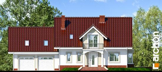 Projekt dom w werbenach 2 g2  264
