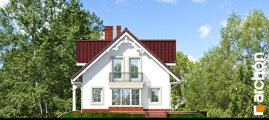 Projekt dom w werbenach 2 g2  265