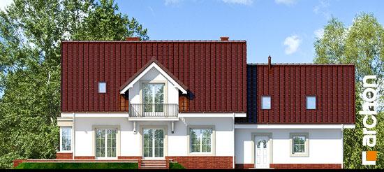 Projekt dom w werbenach 2 g2  267