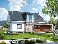 Projekt dom pod ambrowcem  259