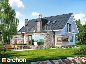 Projekt dom pod ambrowcem  260