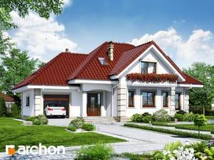 Dom w lobeliach 3