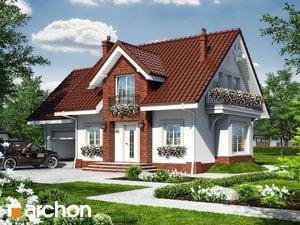 projekt Dom w lantanach 2