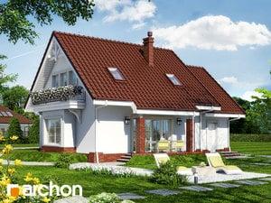 Projekt dom w lantanach 2  260