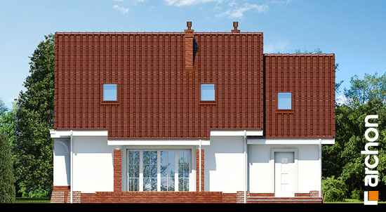 Projekt dom w lantanach 2  267