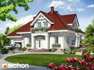 projekt Dom w tamaryszkach 7
