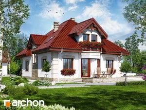 projekt Dom w jeżówkach 3 widok 2