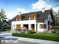 Projekt dom w klematisach 8  259