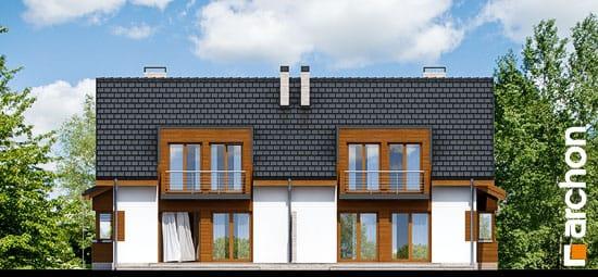 Projekt dom w klematisach 8  267