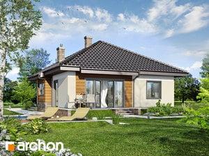 projekt Dom w dereniach