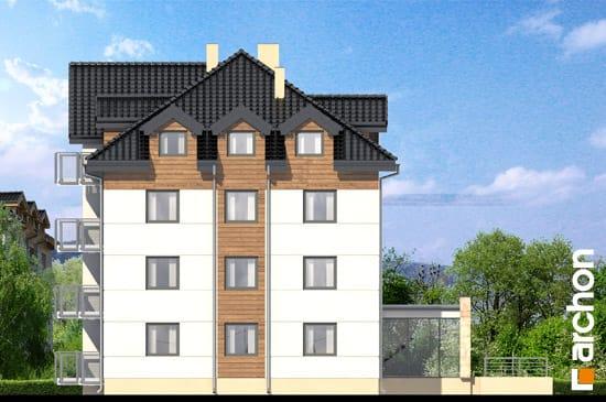 Elewacja boczna projekt dom nad bulwarem 10  266