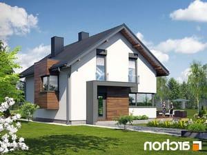 Projekt dom pod graviola  252lo