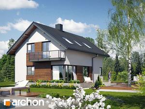 Projekt dom pod graviola  260