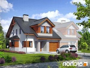 Projekt dom w klematisach 9 b ver 2  252lo