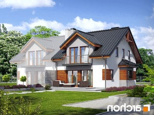 Projekt dom w klematisach 9 b ver 2  260lo